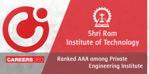 Shri Ram Group currently listed in the AAA category of Engineering Institutes per the survey conducted by Careers 360