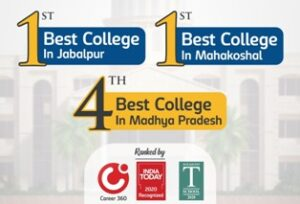 The Times of India Survey 2021 : Shri Ram Group is once again the best college in mahakoshal